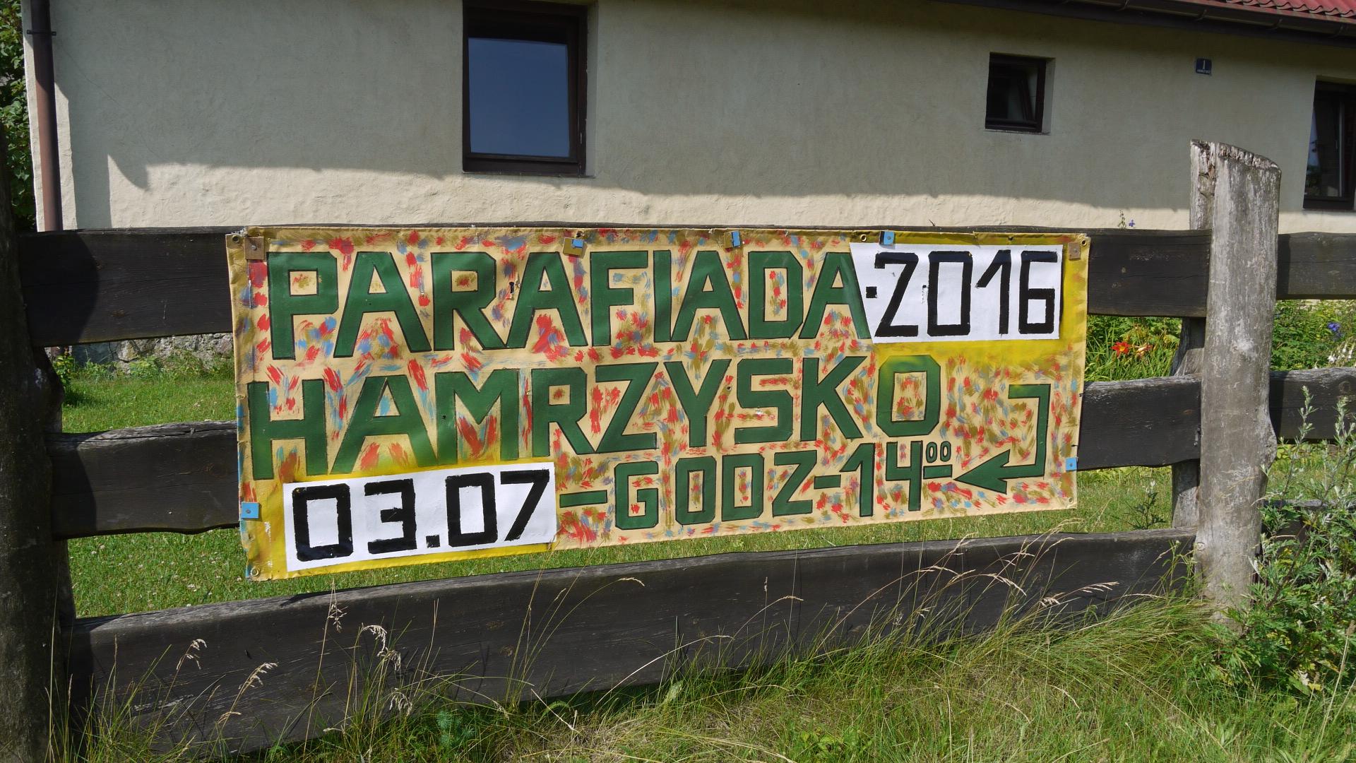 X edycja Parafiady 2016