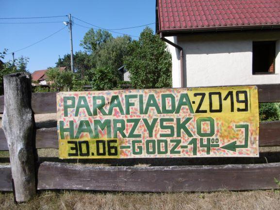 XIII edycja Parafiady 2019