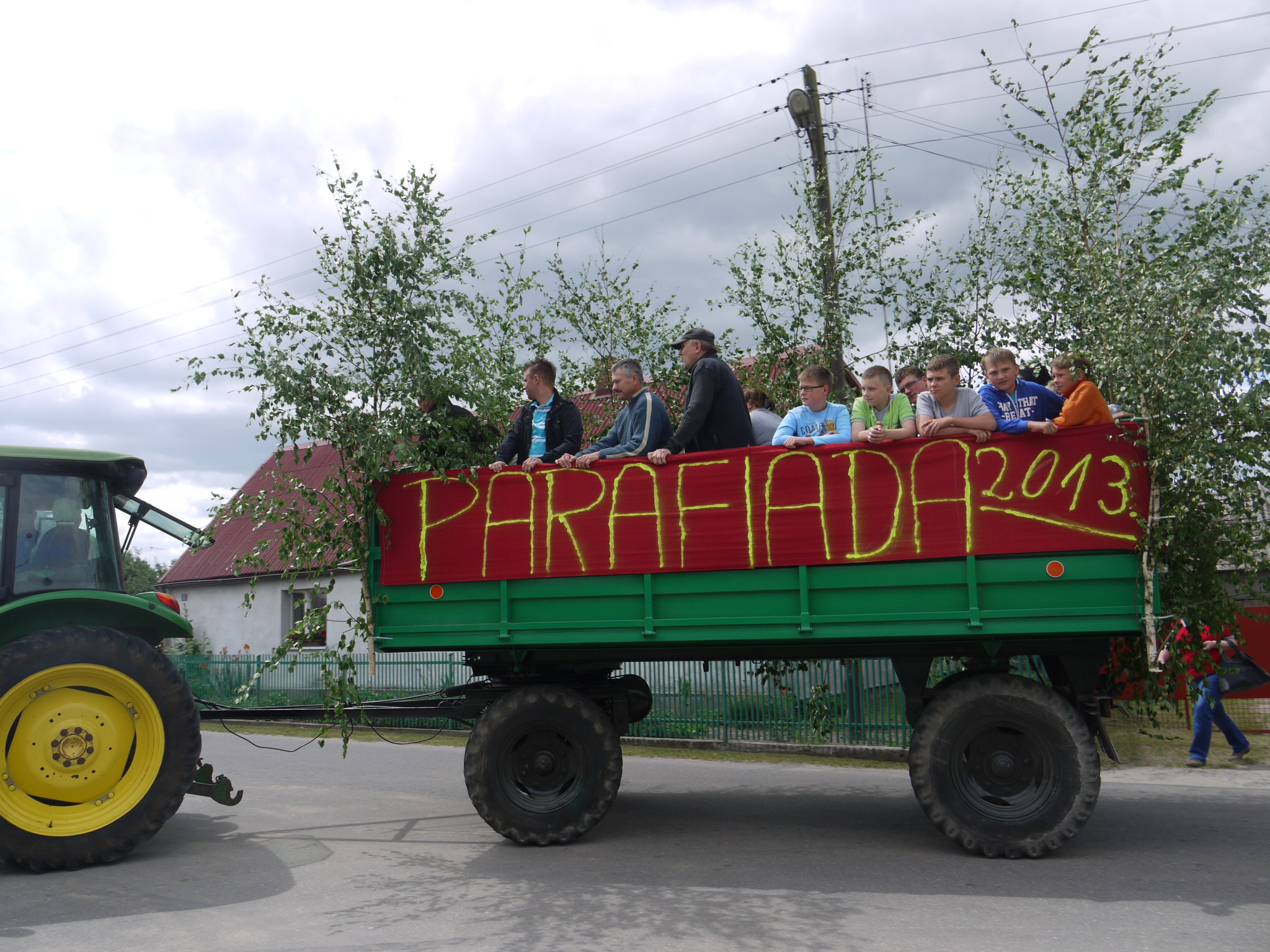 PARAFIADA  2013